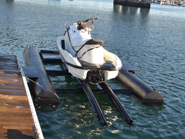 Ultra Dock Boat Float USA