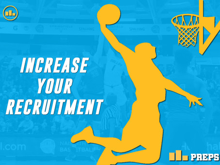 10 Ways to Increase Your Basketball Recruitment Efforts