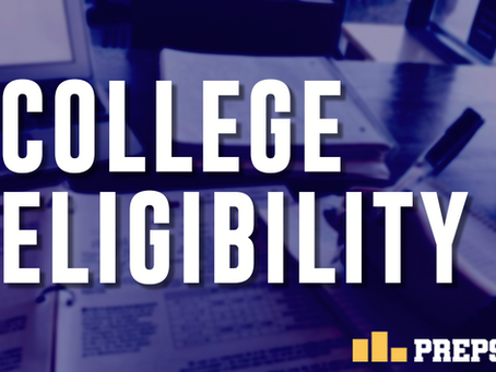College Eligibility Requirements