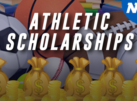 Athletic Scholarships: Financial Facts for the Future Athlete