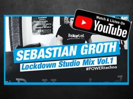 [Video Set] Sebastian Groth - Lockdown Studio Mix Vol.1 - 02.05.2020