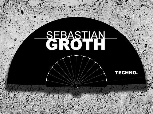 Fächer - Sebastian Groth - Logo
