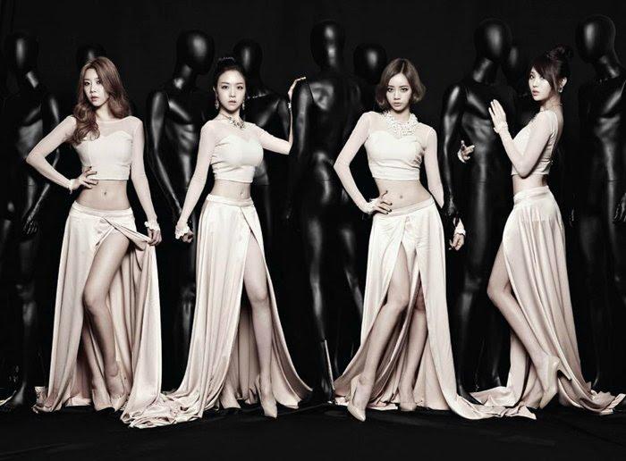 Girl's Day volta ao mercado coreano com o videoclipe da música Something!