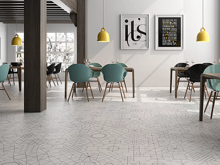 Your Guide to Commercial Tiles: Large-Formats, Porcelain, Ceramic, Gauged Porcelain & 2cm Pavers