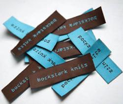 sew label