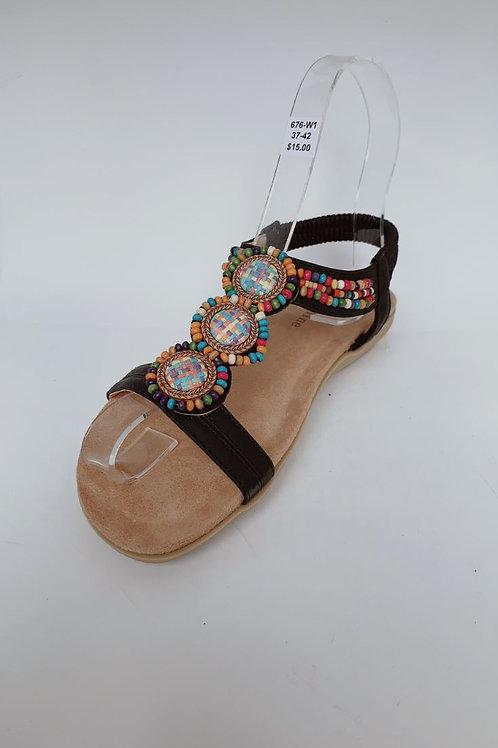676-W1 Sandals $15.00 A Pair (37-42)