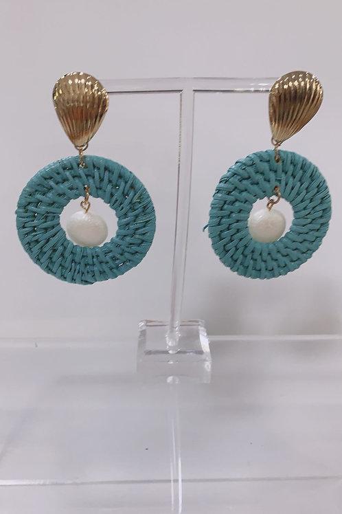 0031-7 Earrings $5.50 A Pair