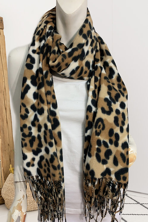 B27 Fleece Scarf $8.00 Each