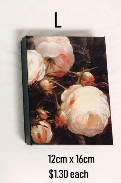 Black Gift Box- Large Size (12cm x 16cm) $1.30each