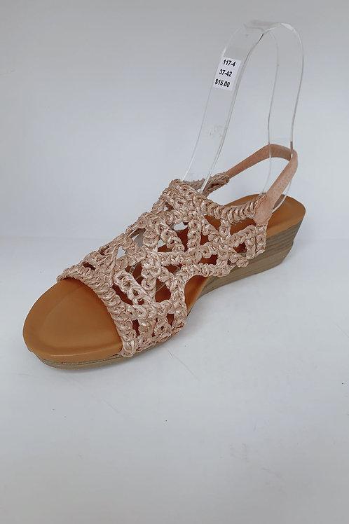 117-4 Sandals $15.00 A Pair (37-42)
