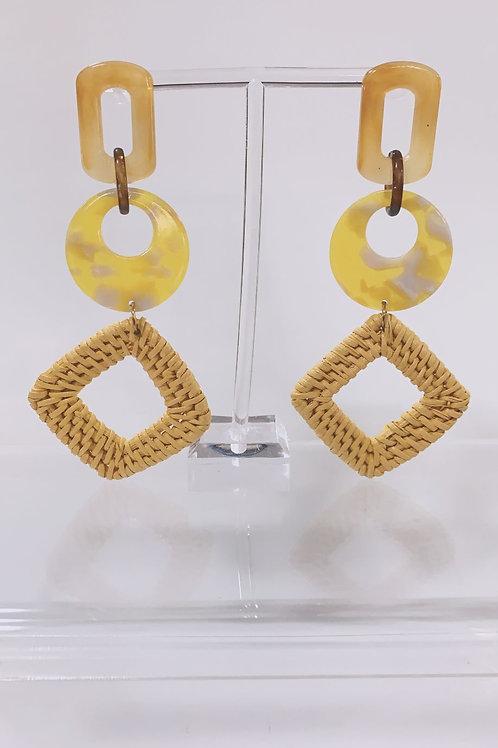 0031-2 Earrings $5.50 A Pair