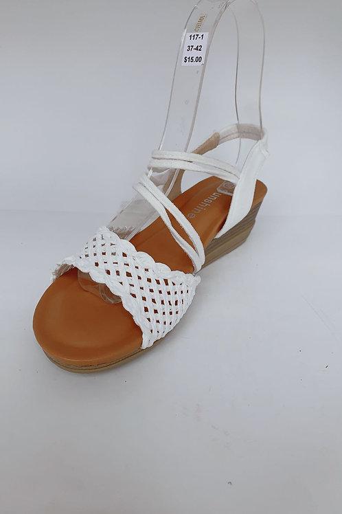 117-1 Sandals $15.00 A Pair (37-42)