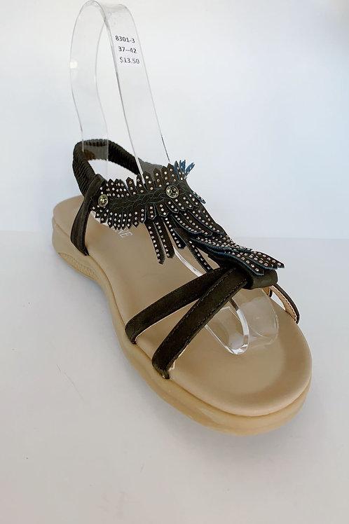 8301-3 Sandals $13.50 A Pair (37-42)