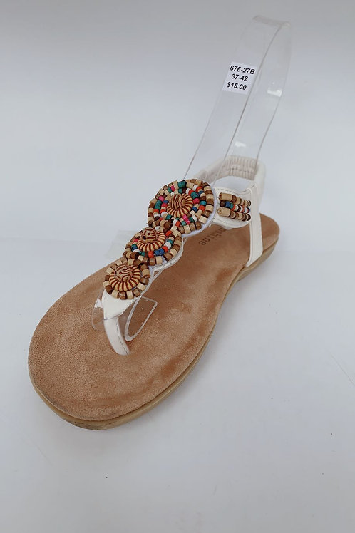 676-27B Sandals $15.00 A Pair (37-42)