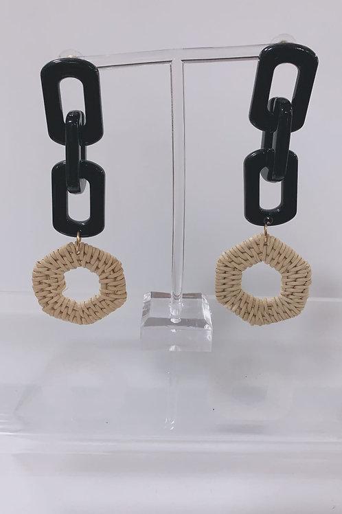 0031-5 Earrings $5.50 A Pair