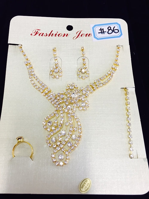 L1050JL Necklace Set  $8.00 a set
