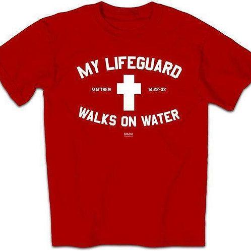 Lifeguard Adult T-Shirt