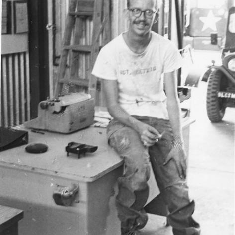 Sergeant Ketwig 1969