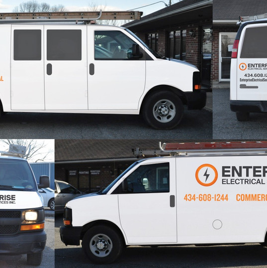 Vehicle Signs / Wraps