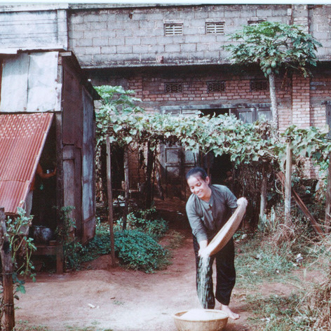 Typical Vietnam scenery