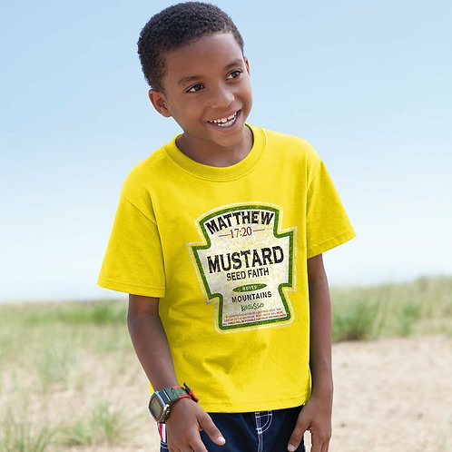 Mustard Seed Youth T-Shirt