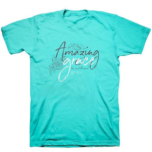 Amazing Grace Adult T-Shirt