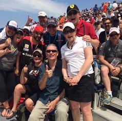 Canada Grand Prix spectators