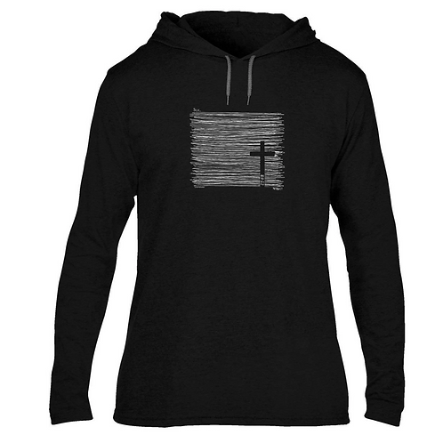 Seek Adult Hooded T-Shirt