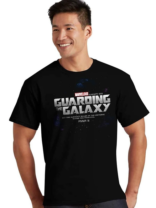 Guarding The Galaxy Adult Shirt