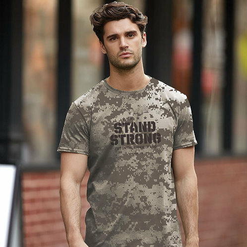 Stand Strong Adult T-Shirt