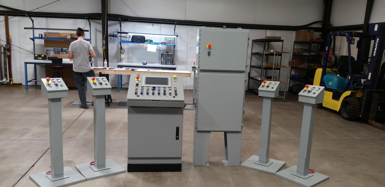 UL 508A Panel Shop | EMCS | Lynchburg, VA