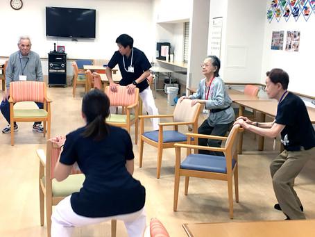 体操トレーニング教室