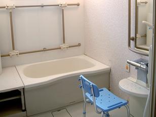 ケア・ブリッジ下松 浴室