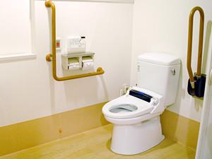 ケア・ブリッジ河内花園 居室のトイレ