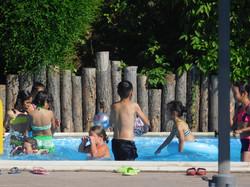 Фото с бассейна