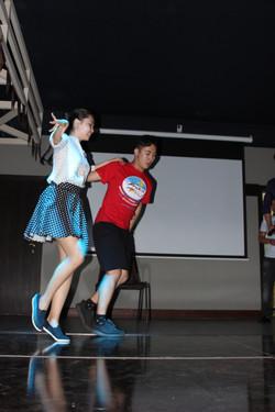 танцы от вожатых