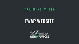 FWAP Website