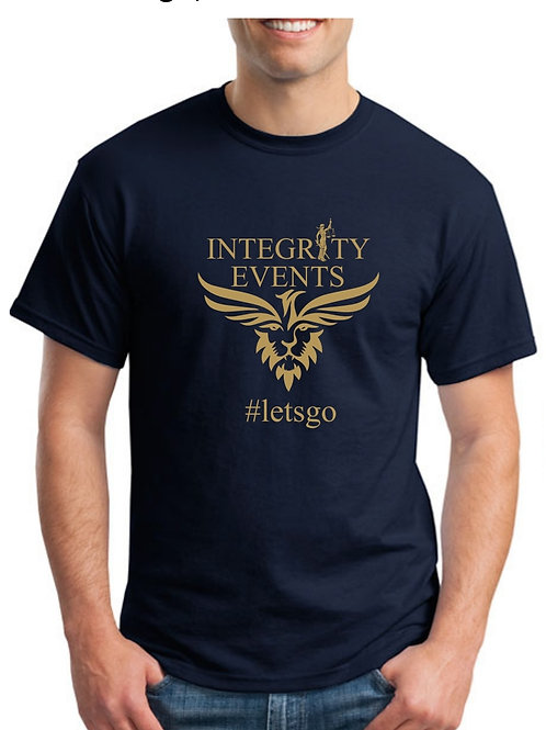 Integrity Events T-Shirt