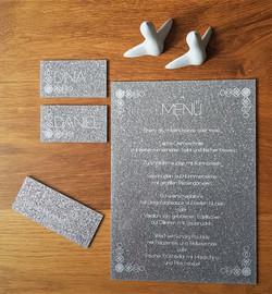 Extravagantes Hochzeitsdesign