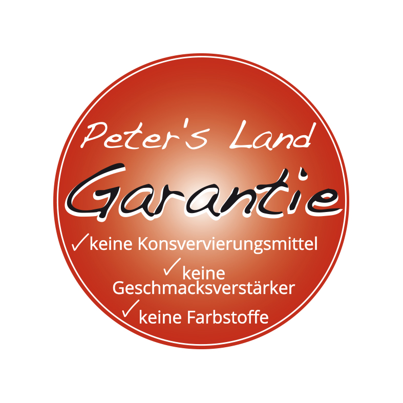 Peter's Land Garantie