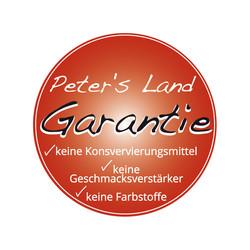 Peter's Land Garantie