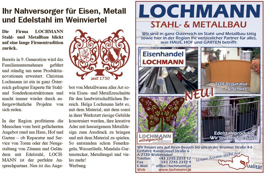 Stahlbau Lochmann