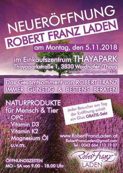 Flyer Eröffnung