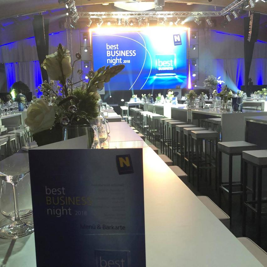 best  business night 2018