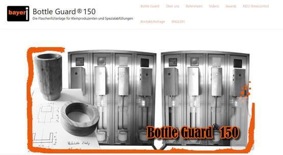 Ing. Harald Bayer - Bottle Guard Flaschenfüllanlage