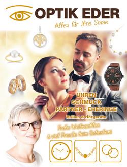 Weihnachtsjournal Titelseite