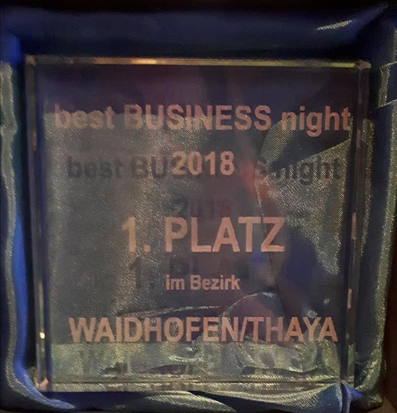 best BUSINESS night