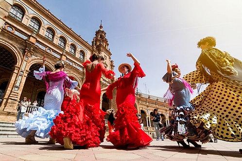 Around the World I: Amazing Spain