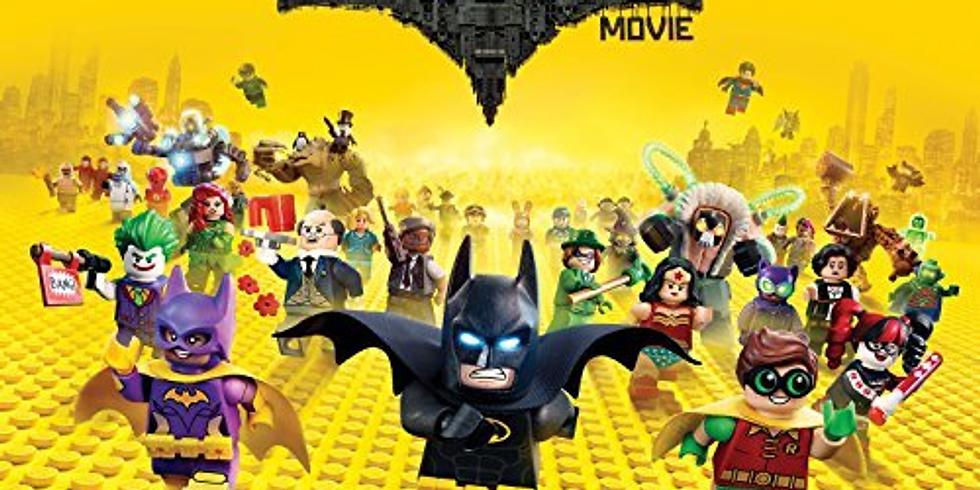 Movie Night Batman LegoMovie