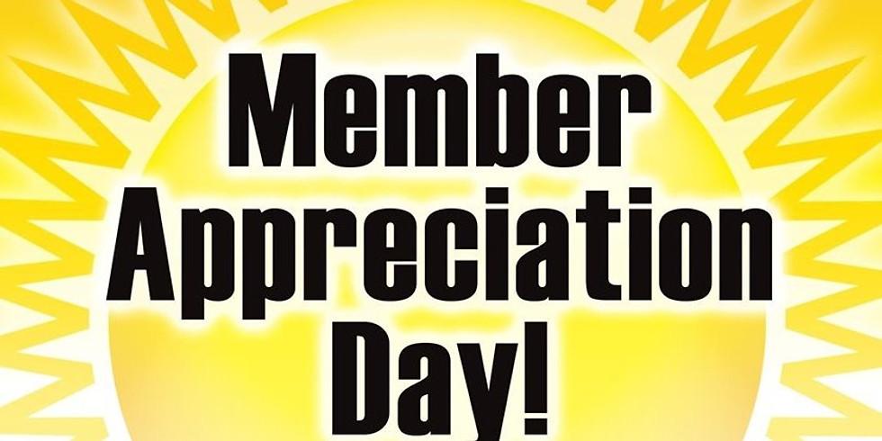 Member Appreciation Dinner